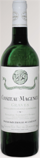 Chateau Magence Graves Blanc 2012 750ml - Case of 12